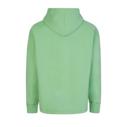 Green Popover Hoodie