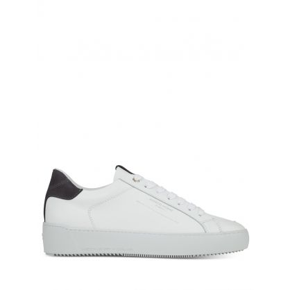 White Zuma 2.0 Leather Trainers