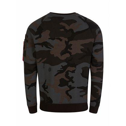 Camo X-Fit Sweatshirt