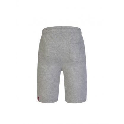 Grey Basic Sweat Shorts SL