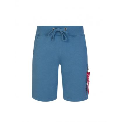 Blue X-Fit Cargo Shorts