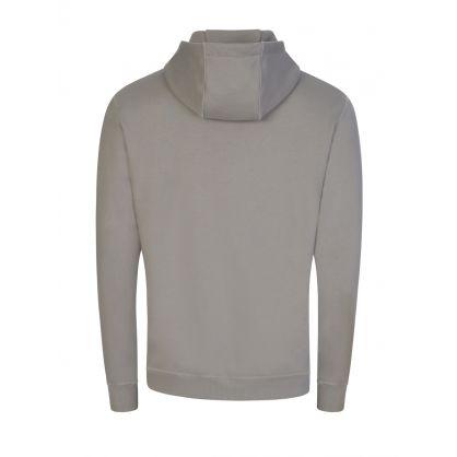 Grey Collegiate Hoodie