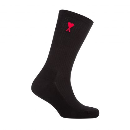 Black Ami de Coeur Socks
