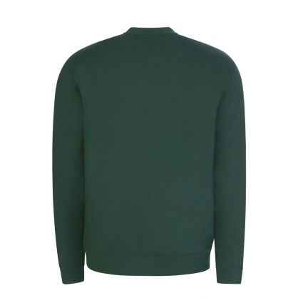 Green Varsity Bee Bird Sweatshirt
