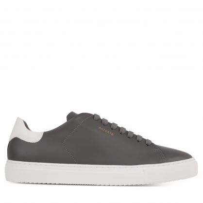 Grey Clean 90 Contrast Trainers