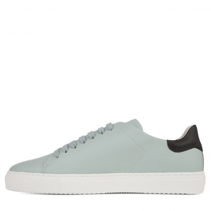 Mint Grey Clean 90 Contrast Trainers