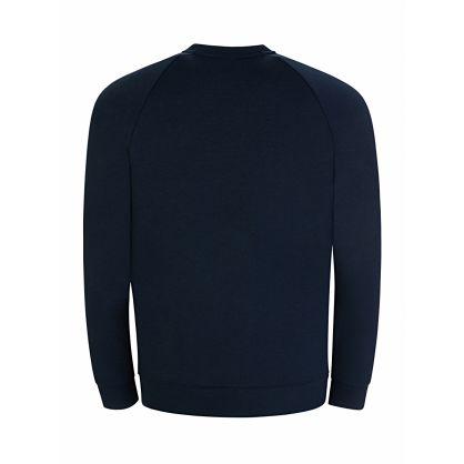 Navy Salbo X Sweatshirt