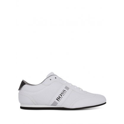 White Lighter Low Trainers