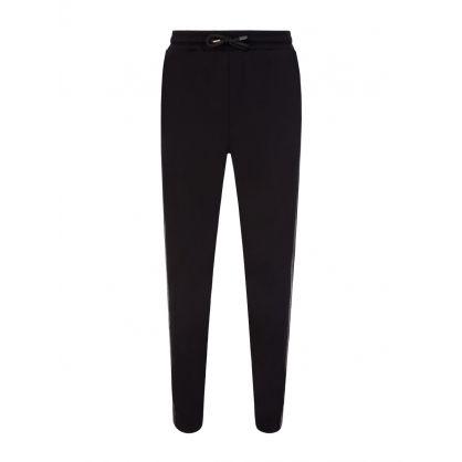 Black Hadiko2 Sweatpants