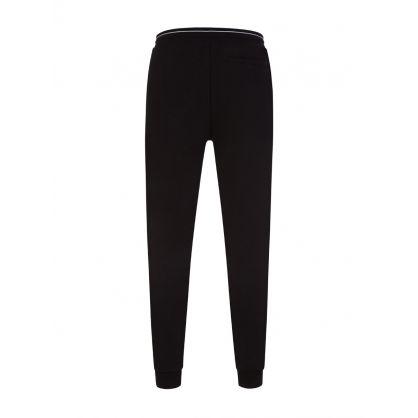 Black Hadiko 1 Sweatpants