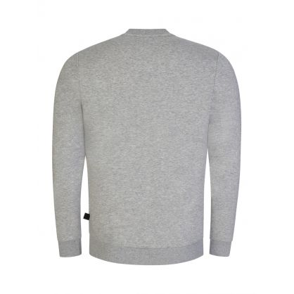 Grey Salbo1 Sweatshirt