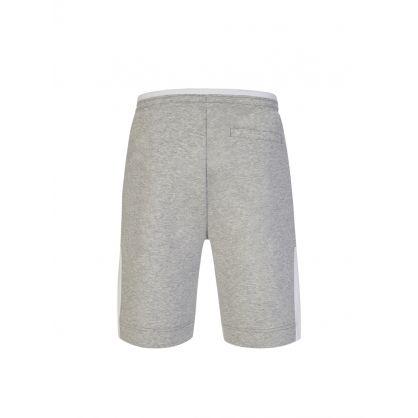 Grey Headlo 1 Shorts