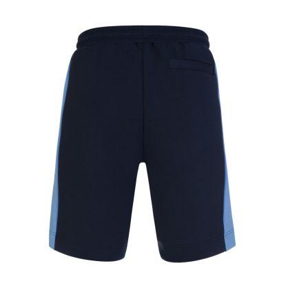 Navy Headlo Colourblock Shorts