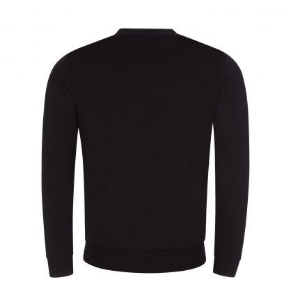 Black Salbo Batch Sweatshirt