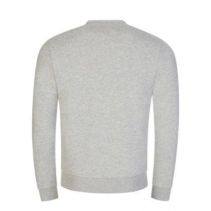 Grey Athleisure Salbo Batch Sweatshirt