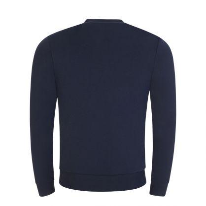 Navy Salbo Batch Sweatshirt