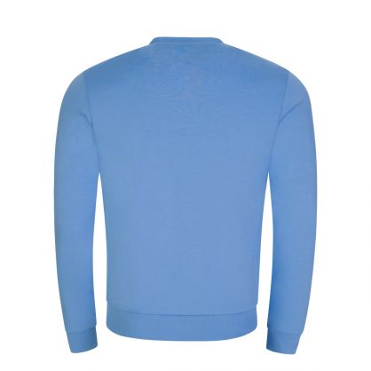 Bright Blue Salbo Sweatshirt