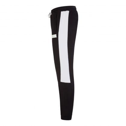 Black Hadiko Batch Sweatpants