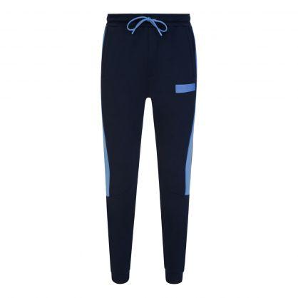 Navy Hadiko Batch Sweatpants