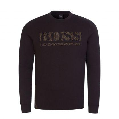 Black Salbo Iconic Sweatshirt