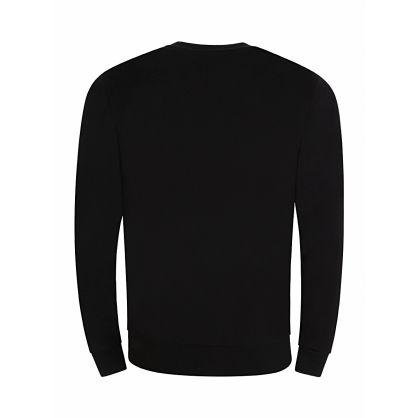 Menswear Black Stadler 41 Logo Sweatshirt