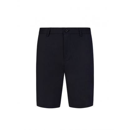 Dark Blue Slice Shorts
