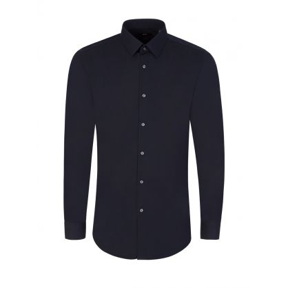 Dark Blue Isko Shirt