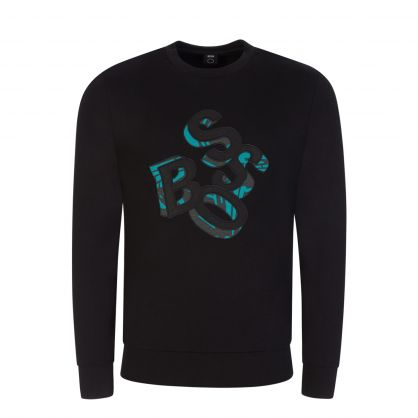Black Stadler 56 Sweatshirt