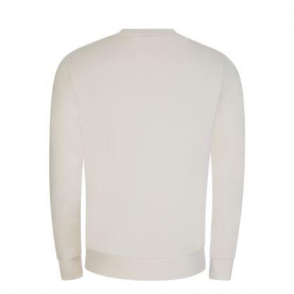 White Stadler 56 Sweatshirt