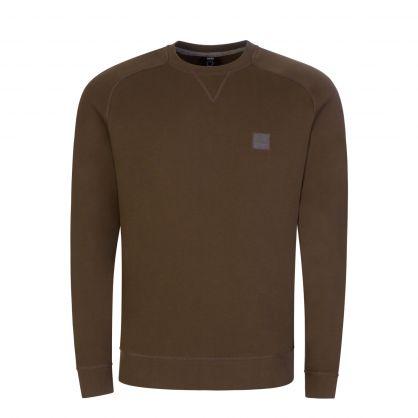 Dark Green Westart 1 Sweatshirt