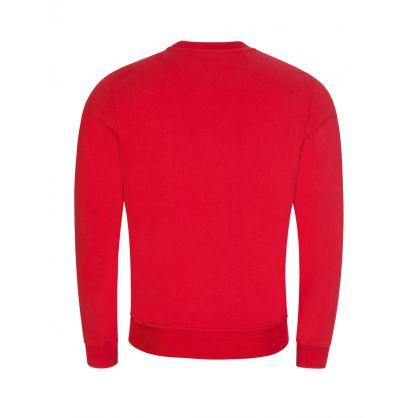 Coral Phoenix Logo Sweatshirt
