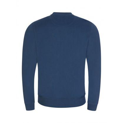 Blue Phoenix Logo Sweatshirt