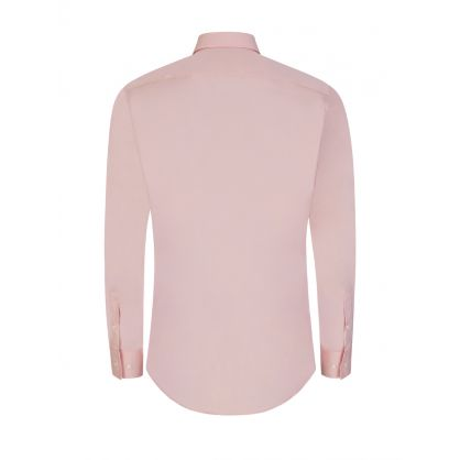Pink Slim-Fit Jango Shirt