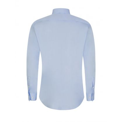 Blue Slim Fit Jango Shirt