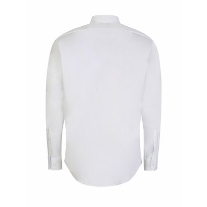 Menswear White Austrian Cotton Gelson Shirt