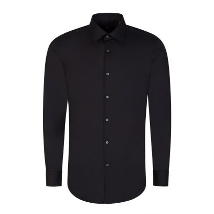 Black Jango Slim Fit Shirt