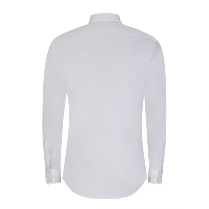 White Jango Slim Fit Shirt