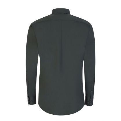 Green Travel Slim-Fit Jango Shirt