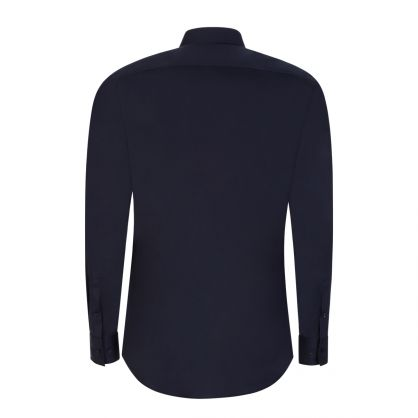 Navy Jango Slim Fit Shirt