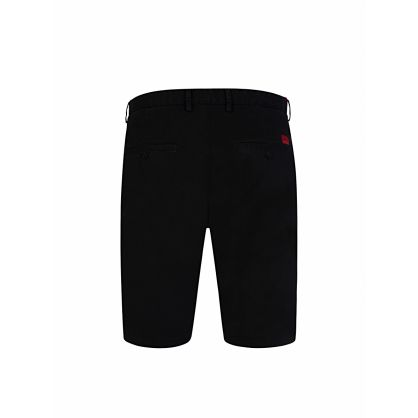 Menswear Black Glen Shorts