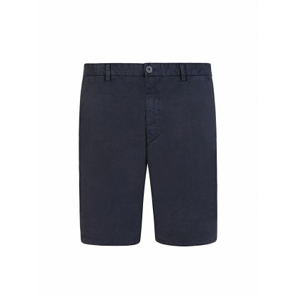 Menswear Navy GlenS203D Shorts