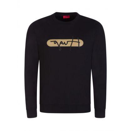 Black Dicago U211 Sweatshirt