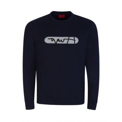 Navy Dicago U211 Sweatshirt