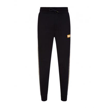 Black Donburi Sweatpants