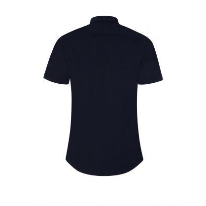 Dark Blue Empson Extra Slim Fit Shirt