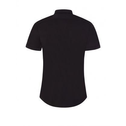 Black Empson Extra Slim Fit Shirt