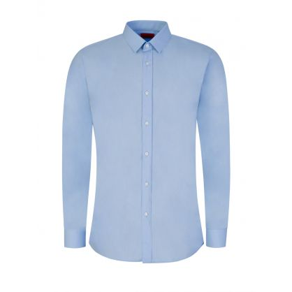 Light Blue Elisha02 Extra Slim Fit Shirt