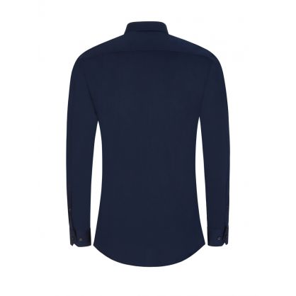 Navy Elisha02 Extra Slim Fit Shirt