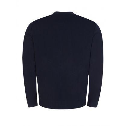 Navy Diragol212 Sweatshirt