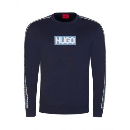 Dark Blue Dubeshi Sweatshirt